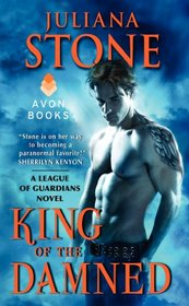 King of the Damned (League of Guardians, Bk 2)