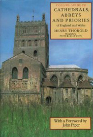 Collins Guide to Cathedrals, Abbeys and Priories of England and Wales