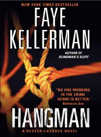 Hangman (Peter Decker and Rina Lazarus, Bk 19)