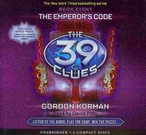 The 39 Clues Book 8: The Emperor's Code, Audio Library Edition