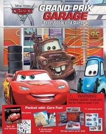 Cars 2 Grand Prix Garage: Storybook and Garage (Disney Pixar Cars 2)