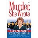 Murder, She Wrote: A Vote For Murder (Book #22)(Audio)