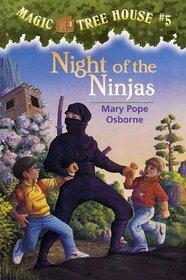 Night of the Ninjas (Magic Tree House, Bk 5)