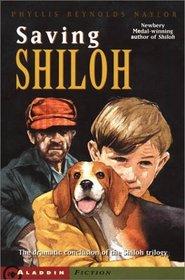Saving Shiloh (Shiloh, Bk 3)