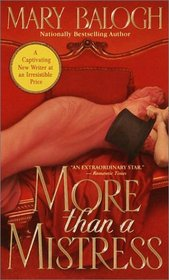 More Than A Mistress (Mistress, Bk 1)