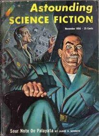 Astounding Sceince Fiction - November 1956