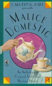 Malice Domestic 4