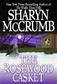The Rosewood Casket (Ballad, Bk 4) (Audio CD-MP3) (Unabridged)
