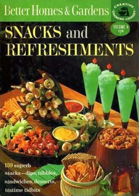 Better Homes and Gardens Snacks and Refreshments