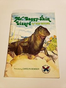 Mr. baggy-skin lizard (God in creation series)