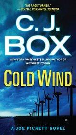 A Cold Wind (Joe Pickett, Bk 11)