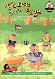 Three Little Pigs with CD Read-Along (Another Sommer-Time Story)