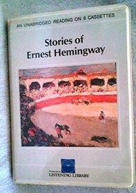 Stories of Ernest Hemingway/Audio Cassettes/Cxl504