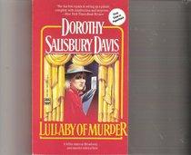 Lullaby Of Murder (Julie Hayes, Bk 3)
