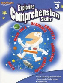 Exploring Comprehension Skills, Grade 3 (Exploring Comprehension Skills)