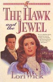 The Hawk and the Jewel (Kensington Chronicles, Bk 1)