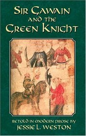 Sir Gawain and the Green Knight (Dover Books on Literature  Drama)