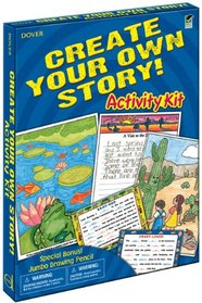 Create Your Own Story! Activity Kit (English and English Edition)