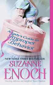 A Lady's Guide to Improper Behavior (Adventurers' Club, Bk 2)