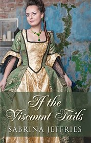 If The Viscount Falls (Thorndike Press Large Print Romance Series)