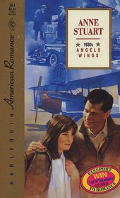 Angels Wings (Harlequin American Romance, No 361)