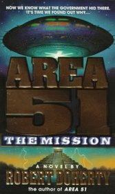 The Mission (Area 51, Bk 3)