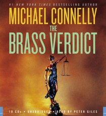 The Brass Verdict (Mickey Haller, Bk 2) (Harry Bosch, Bk 14) (Audio CD) (Unabridged)