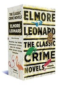 Elmore Leonard: The Classic Crime Novels: A Library of America Boxed Set