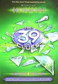 One False Note:  The 39 Clues