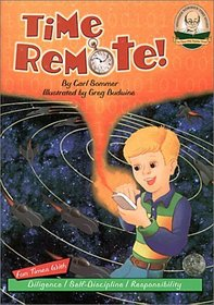 Time Remote! (Another Sommer-Time Story) (HC and Cassette)