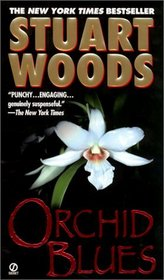 Orchid Blues (Holly Barker, Bk 2)