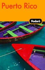 Fodor's Puerto Rico, 5th Edition (Fodor's Gold Guides)