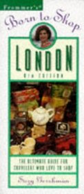 Frommer's Born to Shop London