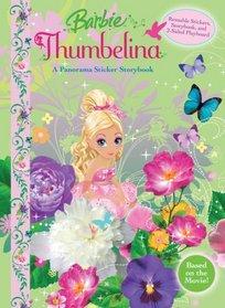 Barbie Thumbelina Panorama Sticker Book (Barbie (Reader's Digest Children's Publishing))