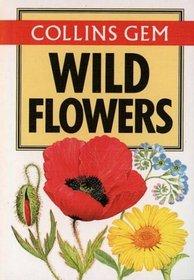 Collins Gem Wild Flowers (Collins Gems)