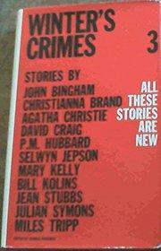 Winter's Crimes 3