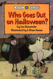 Who Goes Out on Halloween? (Bank Street Ready-To-Read)