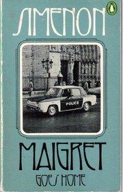 Maigret Goes Home.(Inspector Maigret)