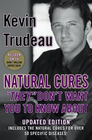 Natural Cures 'They' Don't Want You to Know About