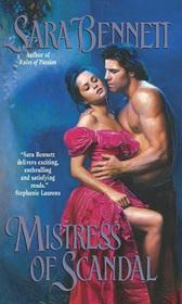 Mistress of Scandal (Greentree Sisters, Bk 3)