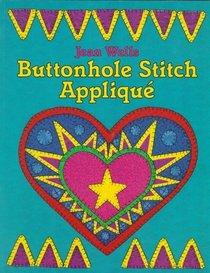 Buttonhole Stitch Applique