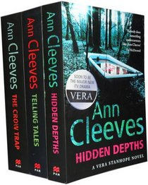 A Vera Stanhope Novel Collection