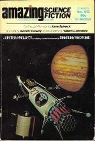 Amazing Stories (Amazing Science Fiction), November 1972 (Volume 46, No. 4)