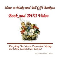 How to Make Gift Baskets(Book and DVD)