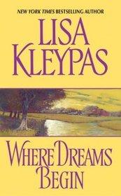 Where Dreams Begin (Avon Historical Romance)