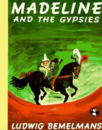 Madeline and the Gypsies (Picture Puffin)
