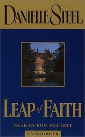 Leap of Faith (Audio Cassette) (Unabridged)