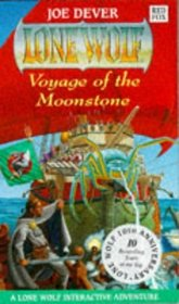 The Voyage of the Moonstone. Lone Wolf #21