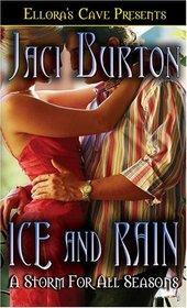 Ice and Rain: Winter Ice / Spring Rain (Storm for All Seasons, Bks 3-4)