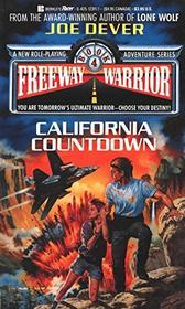 California Countdown (Freeway Warrior, No 4)